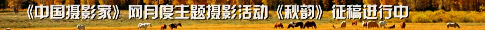 中国摄影家网月度主题摄影活动《秋韵》征稿